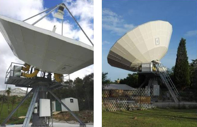 9.4m Earth Station Antennas