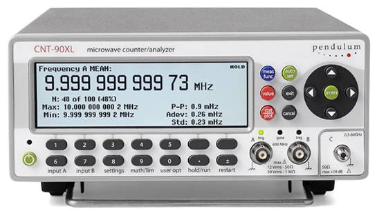 CNT-90XL Microwave Frequency Counter/Analyzer
