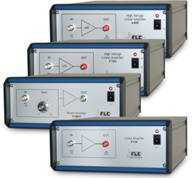 Single Channel High Voltage Linear Amplifiers