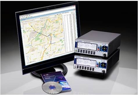 Multi-channel, Multi-Frequency GPS / GNSS RF Generator