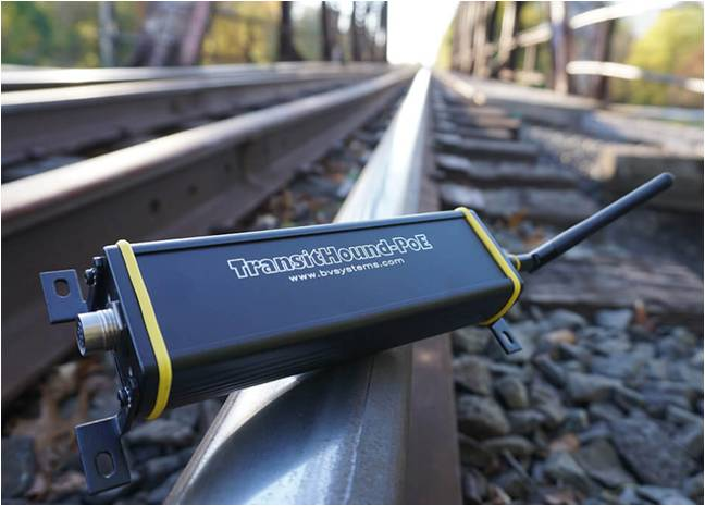 TransitHound-PoE Railway Distraction Detector Using Power Over Ethernet